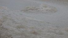 Giải mã bí ẩn dòng sông 'tuyết trắng' ở Hà Nam