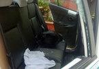 Tài xế Uber kề dao vào khách nữ để cướp tiền