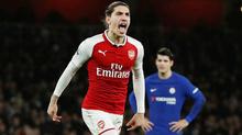 ruot duoi sieu kich tinh arsenal chia diem chelsea - Rượt đuổi siêu kịch tính, Arsenal chia điểm Chelsea