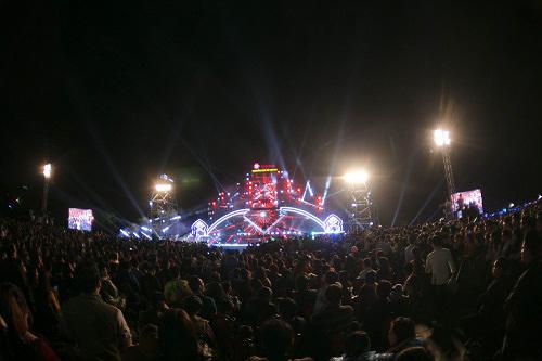 Ấn tượng TMS Countdown Party - Quy Nhon 2018