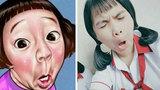 Phì cười với clip hưởng ứng trào lưu 'Cùng nhìn lại một năm' của giới trẻ Việt