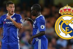 Real Madrid phá nát Chelsea, Conte đắt hàng