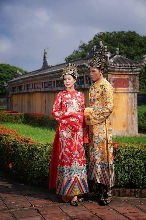 Hình ảnh khác lạ của Hoa hậu Hoàn cầu Khánh Ngân