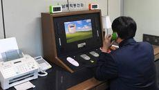 Bí mật chiếc điện thoại xanh, đỏ ở biên giới liên Triều