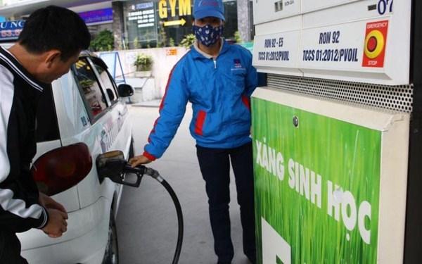 giá xăng,điều chỉnh giá xăng,tăng giá xăng,giá dầu thô