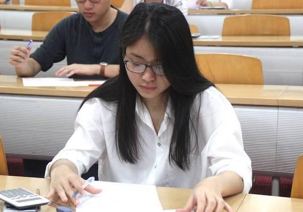 Tuyển sinh đại học,tuyển sinh 2018,ĐHQG TP.HCM,thi đánh giá năng lực
