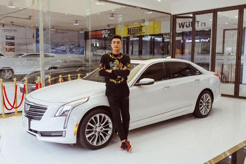 Lộ diện chủ nhân siêu xe Cadillac CT6