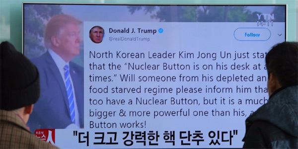 Sự thật bất ngờ về nút hạt nhân của ông Trump