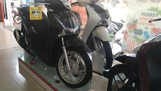 Xe máy tăng giá, Honda SH đội giá chóng mặt