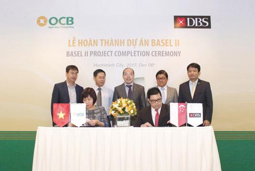 Ngân hàng Việt đầu tiên triển khai thành công dự án Basel II