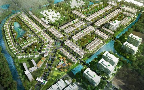Ra mắt Dragon Village - Thành phố của giá trị sống mới