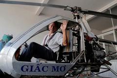 'Hai lúa' xuất xưởng máy bay tại Bình Dương