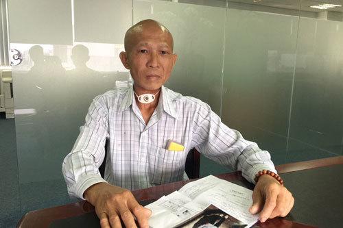 ung thư vú,ung thư thanh quản,hoàn cảnh khó khăn,từ thiện vietnamnet