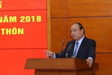 Thủ tướng Nguyễn Xuân Phúc: Đừng ngủ quên trên vòng nguyệt quế