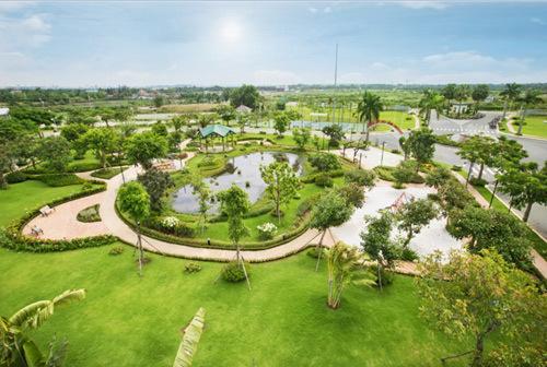 Villa Park - chốn an cư thịnh vượng