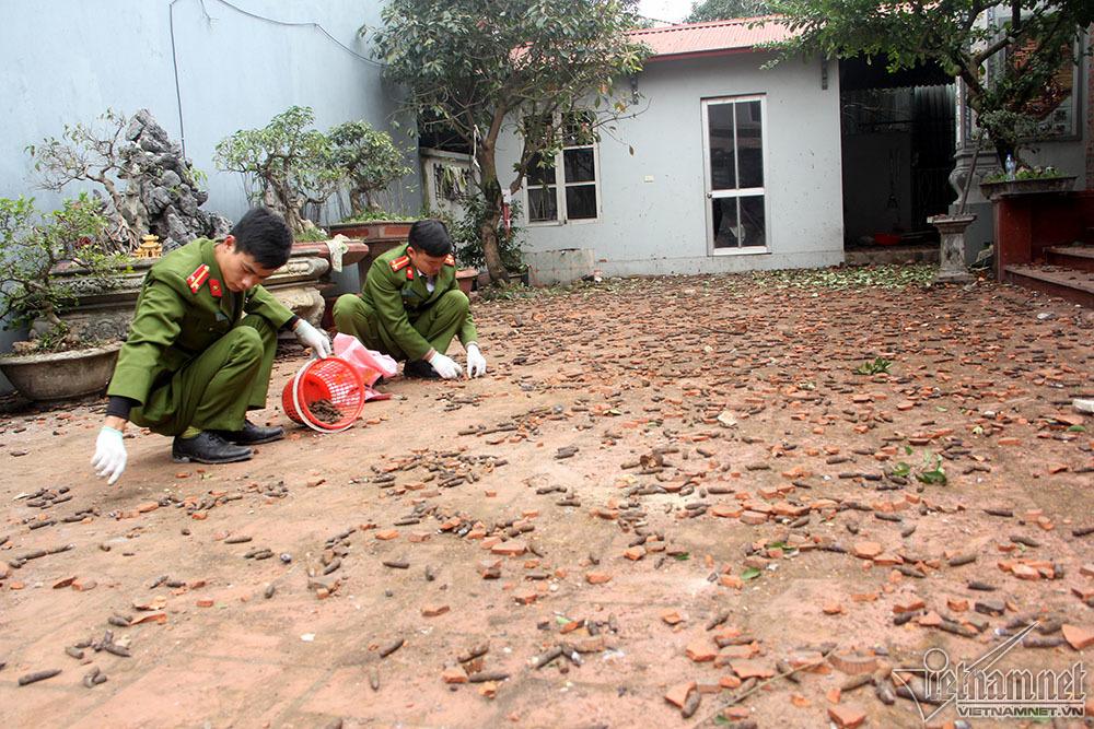 Phế liệu quốc phòng,Vụ nổ Bắc Ninh,Cưa bom,Phụ tùng ô tô,Máy bay bà già,Thu mua phế liệu