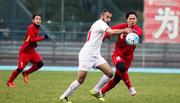 Hoà Palestine, U23 Việt Nam chờ đấu U23 Hàn Quốc
