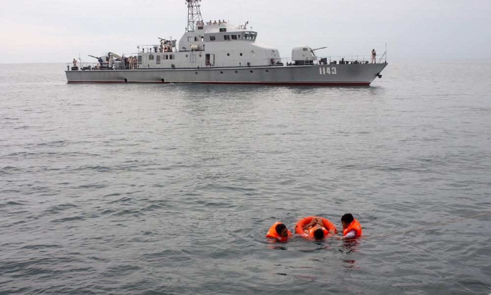 Hải quân,Việt Nam,Campuchia