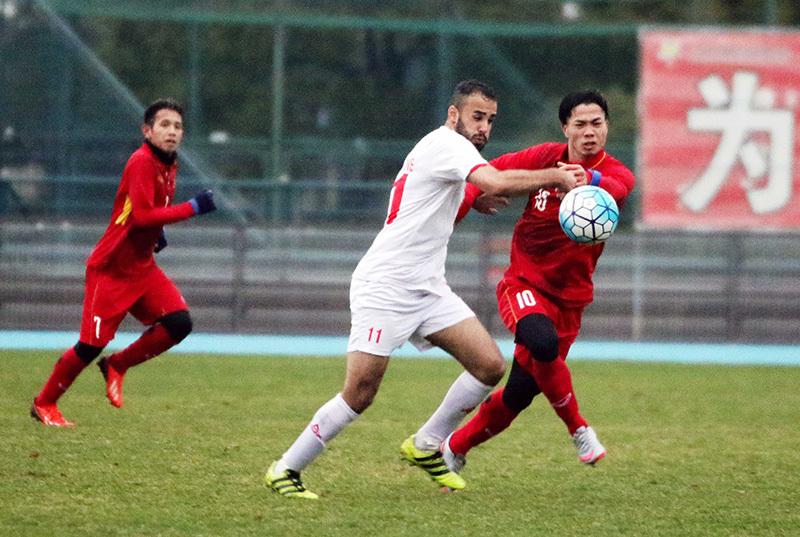 U23 Việt Nam,HLV Lê Thuỵ Hải,HLV Park Hang Seo