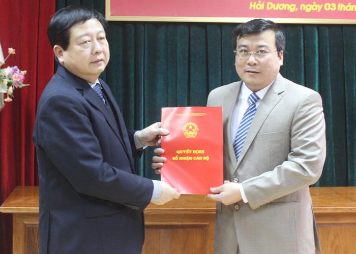 bổ nhiệm,nhân sự,Hải Dương,Bình Dương,Gia Lai,Ninh Bình,TP.HCM