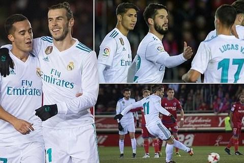 10 bàn thắng đẹp của Bale ở La Liga