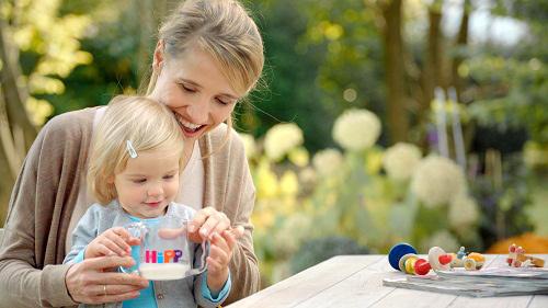 Bí mật của những bà mẹ có con ít ốm