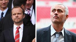 Mourinho tháo chạy khỏi MU: Quỷ đỏ trả giá vì Ed Woodward