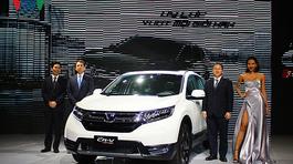 Nghịch lý giá xe ô tô Honda: City giảm giá, CR-V tăng giá