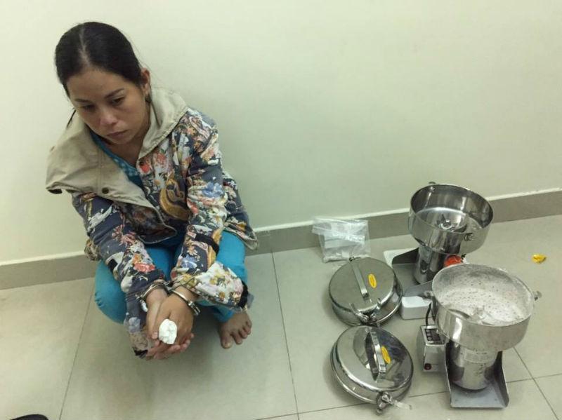 Chặt đứt nhiều đường dây ma túy 'khủng' ở Sài Gòn