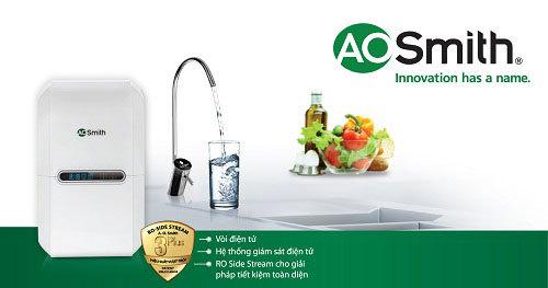 A.O.Smith: Hành trình xác lập chuẩn mực mới cho máy lọc nước