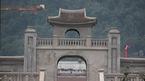 Sập giàn giáo công trường cáp treo Yên Tử, 4 người trọng thương