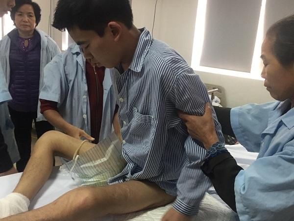 hoàn cảnh khó khăn,tai nạn giao thông,Từ thiện VietNamNet