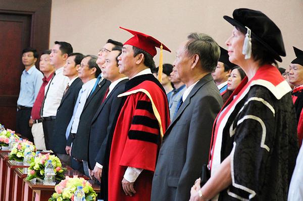 Các trường thành viên của ĐHQG TP.HCM sẽ tự chủ đại học