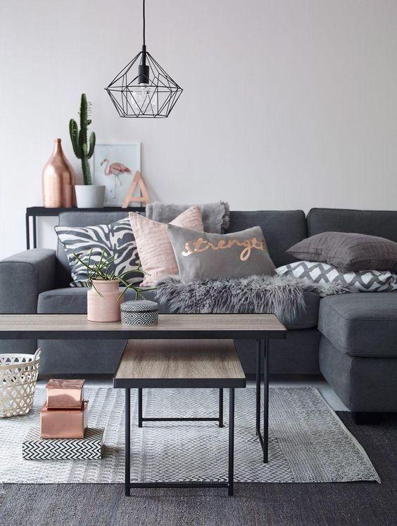 Cách đơn giản để trang trí phòng khách đẳng cấp, ấm cúng đón xuân
