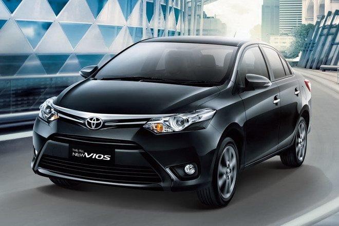Hết ưu đãi, giá thực tế xe Toyota tăng trở lại