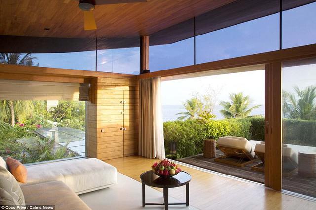 """Khu nghỉ dưỡng có """"giá trên trời"""" với mức thuê hơn 1 tỷ đồng/đêm"""