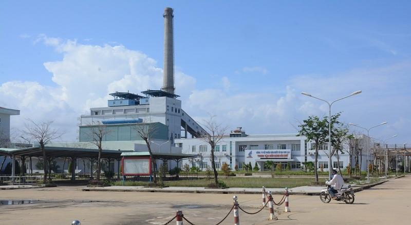 ô nhiễm môi trường,Nhà máy Soda Chu Lai,Quảng Nam