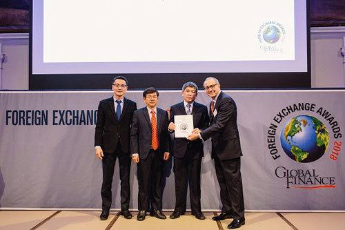 VietinBank cung cấp dịch vụ ngoại hối tốt nhất Việt Nam 2018