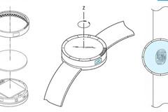 Samsung sẽ tích hợp pin vào dây đeo, quét vân tay vào mặt smartwatch mới