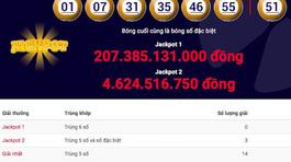 Đây là lý do jackpot 1 'siêu khủng' của Vietlott không thể vượt 300 tỷ