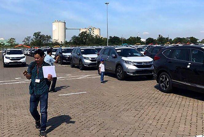 thuế nhập khẩu,ô tô nhập khẩu,thuế nhập khẩu ô tô