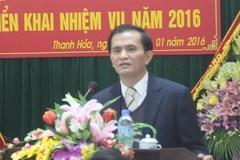Công bố quyết định kỷ luật PCT Thanh Hóa Ngô Văn Tuấn
