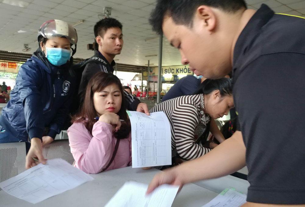 TP.HCM tăng cường xét nghiệm ma túy các tài xế dịp lễ 2/9
