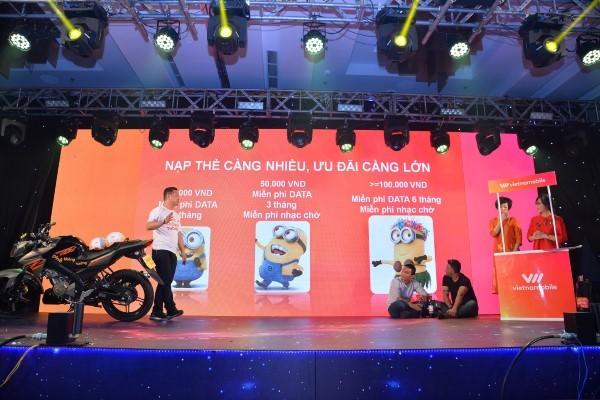 Vietnamobile ra mắt gói dịch vụ miễn phí hoàn toàn 3G