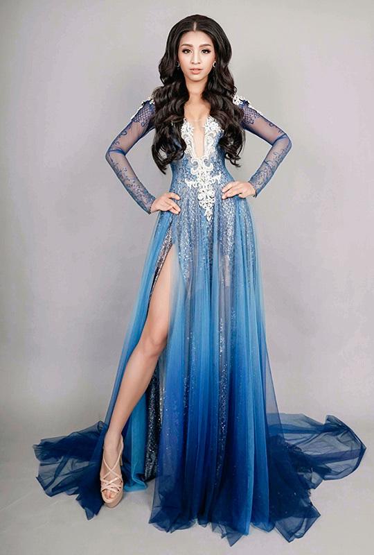 Ứng cử viên đáng gờm của ngôi vị Hoa hậu Hoàn vũ 2017
