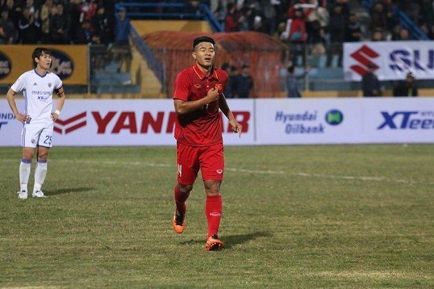 U23 Việt Nam,HLV Park Hang Seo,VCK U23 châu Á,Công Phượng,Xuân Trường,HAGL