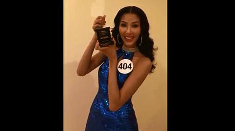 Hoàng Thùy tiếp tục giành giải phụ thứ 3 tại HHHV Việt Nam