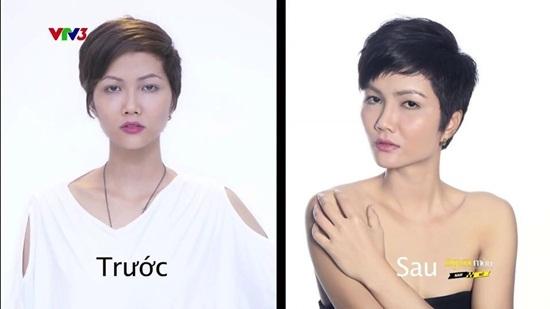 Hành trình biến đổi nhan sắc của Tân Hoa hậu Niê