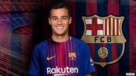 Barca mua Coutinho: Run rẩy vì Neymar