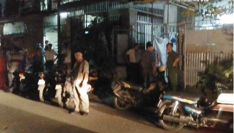 Khởi tố Trung úy CSGT nổ súng chết người